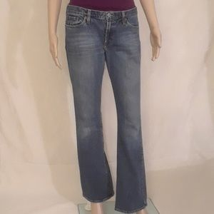 Lucky Brand Boot Cut Jeans Made in USA - Size 10